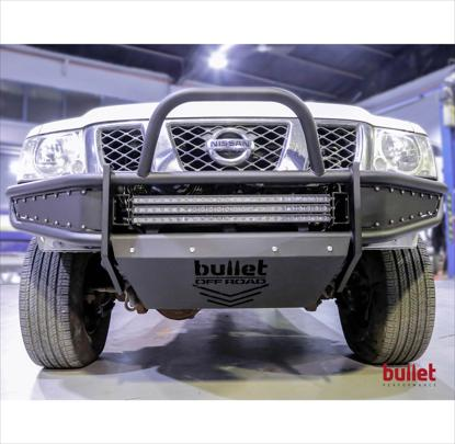 Picture of NISSAN SAFARI FRONT BUMPERS