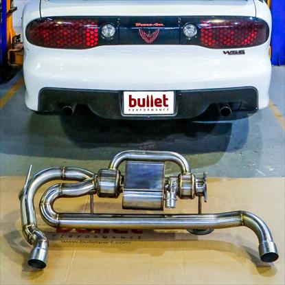 Picture of PONTIAC TRANS AM AXLEBACK X-SERIES (1998 - 2002)